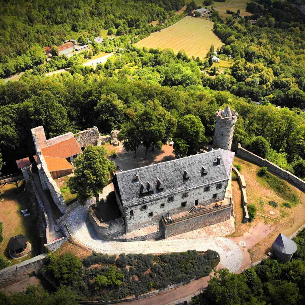 Burg Greifenstein Bad Blankenburg